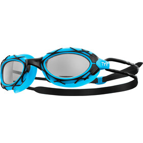 TYR Nest Pro Lunettes de protection, black/blue